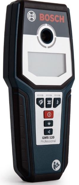 Детектор Bosch GMS 120 Pro.