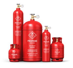 Баллоны для сжиженного газа (Пропана)