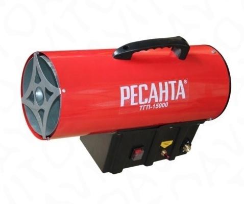 Прокат тепловой пушки РЕСАНТА