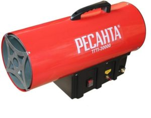 Газовая тепловая пушка РЕСАНТА ТГП-30000
