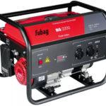 генератор FUBAG BS 2200