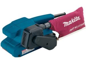 Ленточная шлифовальная машинка Macallister MEBS900