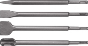 Пики и лопатки для отбойных молотков SDS-Max